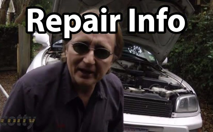 Auto Repair: What To Know Before You Start